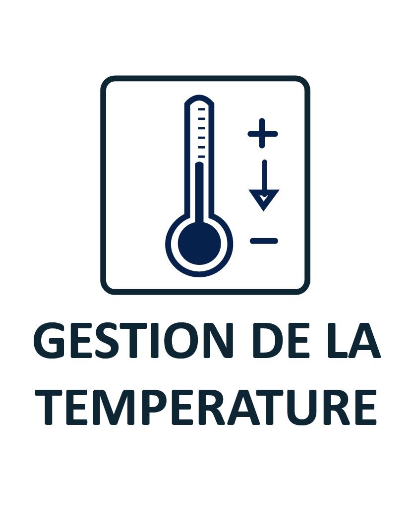 Gestion temperature