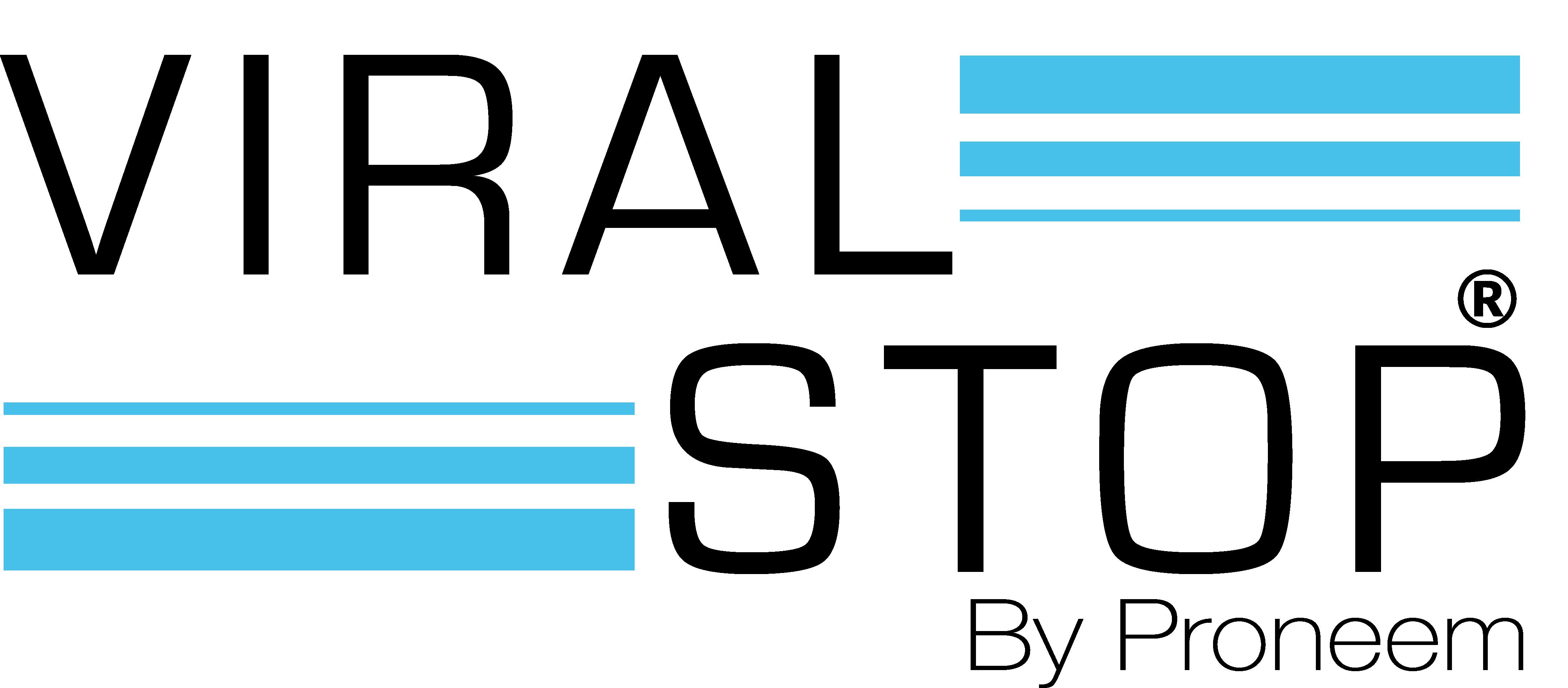 Logo Viral Stop R