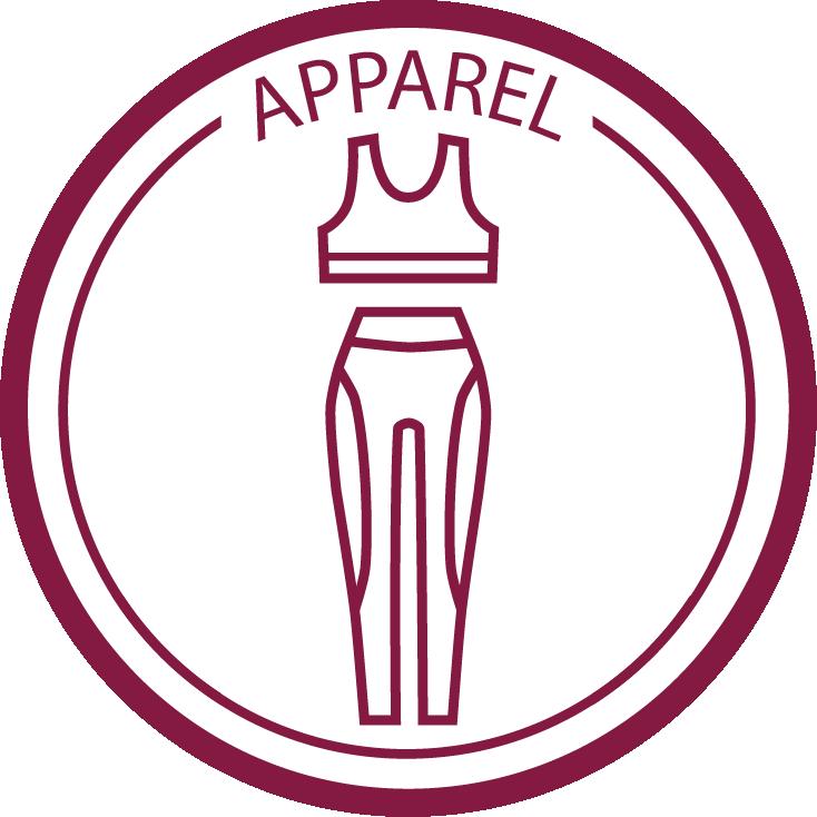 Be Activ – Logo vêtements EN