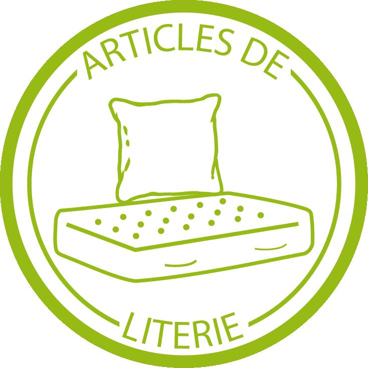 Logo literie FR