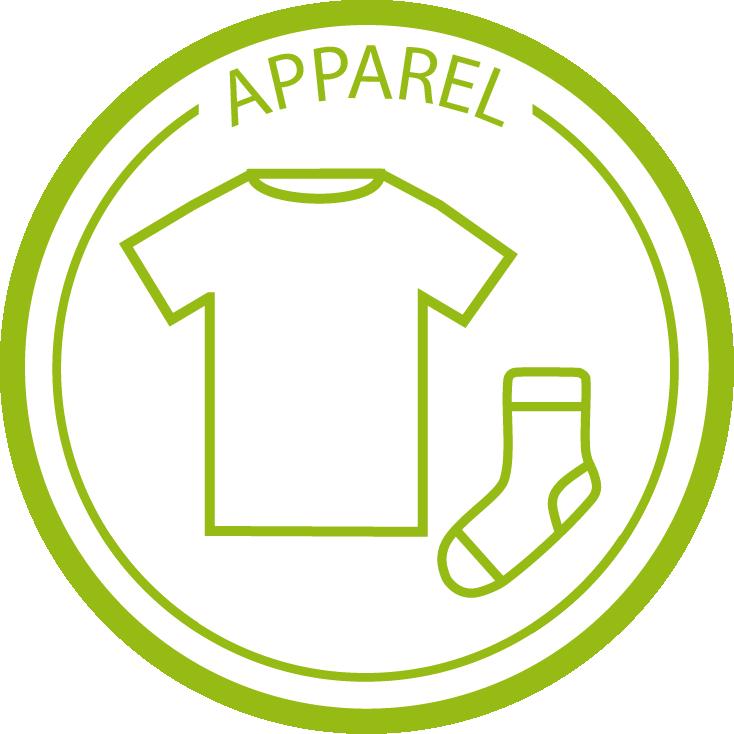 Logo vêtements EN
